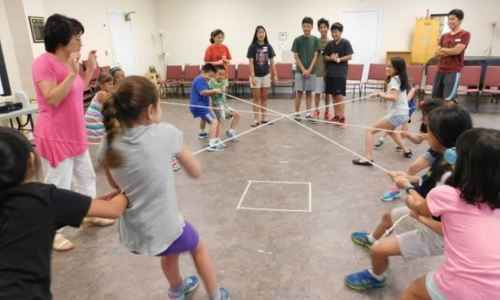 Chinese Language and Culture Summer Camp