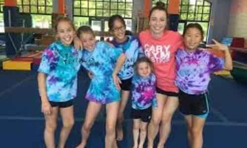 Single Day Gymnastics Camps (Half Day AM)-new