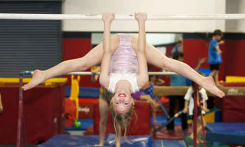 Gymnastics Track Out Camp