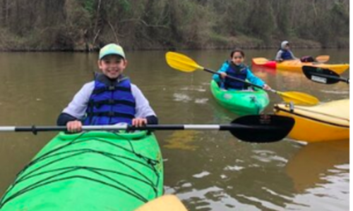 Spring Break Camp - Urban & Adventure Skills
