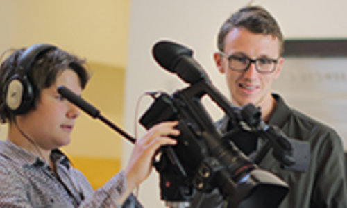 Advanced Filmmaking & Visual Effects (Residential)