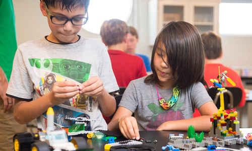 LEGO® Jam Creature Creation-Durham