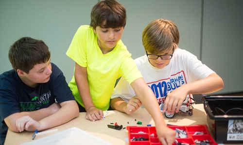 LEGO® EV3: Engineering