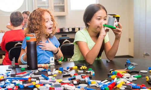 LEGO® EV3: Girls Only! (Durham)