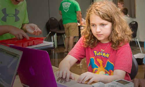 Minecraft: Girls Only!