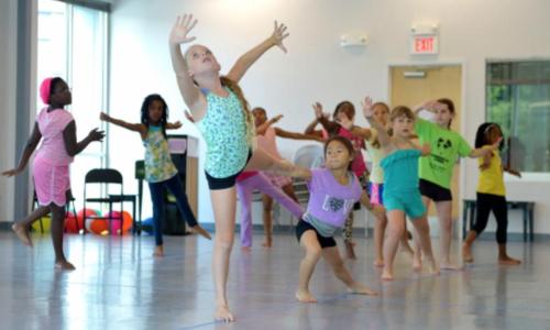 Dance Theater Camp