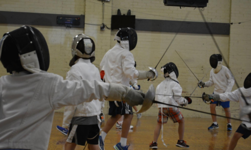 Fencing/Chess/Dodgeball Summer Camp