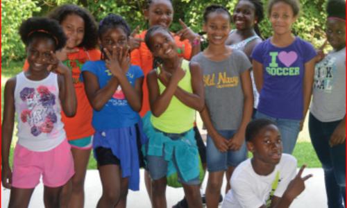 Explore Teen Camp