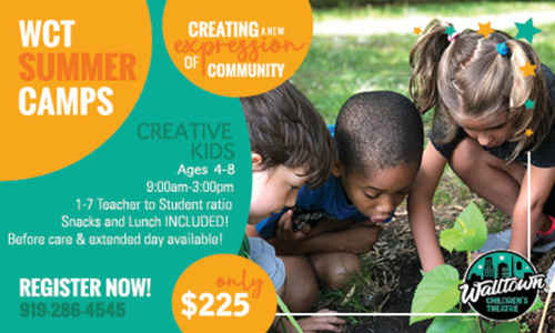 Creative Kids Camp