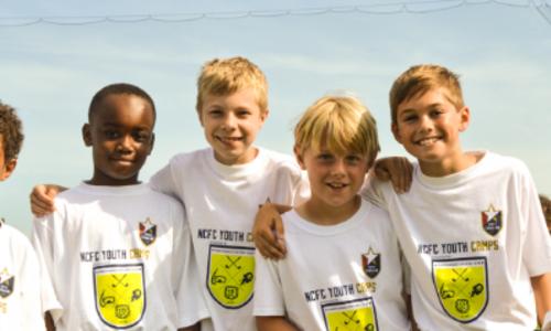 Soccer Trackout Camp