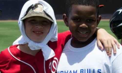 Durham Bulls Pepsi Baseball Camp