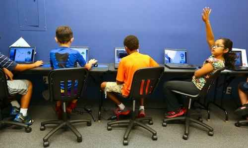 Half-Day High-Tech Summer Camp  - Cary
