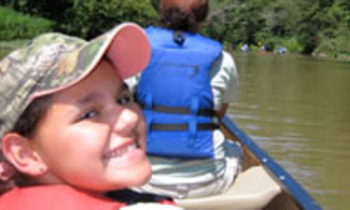 iWalk the Eno Science & Nature Summer Camp