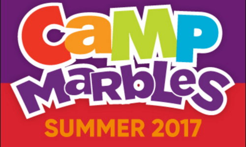 Marbles Camp (Ages 3 - 4) PM