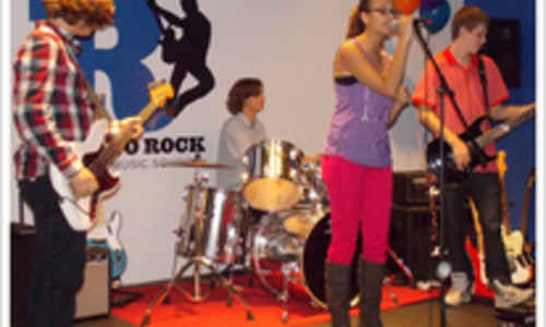 Rock Band Camp - Full Day