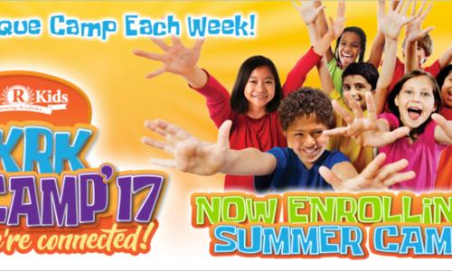 Kids R Kids Summer Camp