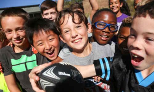 D.A. Soccer Camp