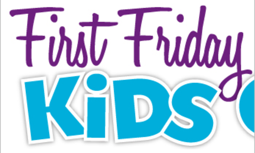 First Friday Kids Camp