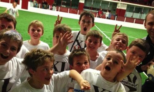 Summer Soccer Camp (Half Day-AM)