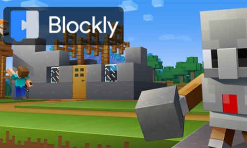 Minecraft Education with Blockly