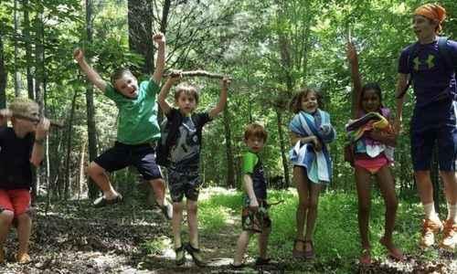 Chipmunk Nature Camp (2-day)