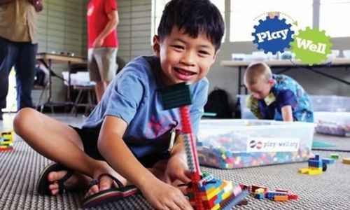Playwell LEGO® Summer Camp