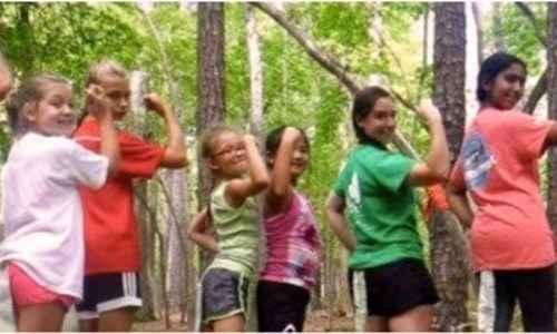 Chickadee Nature Camp