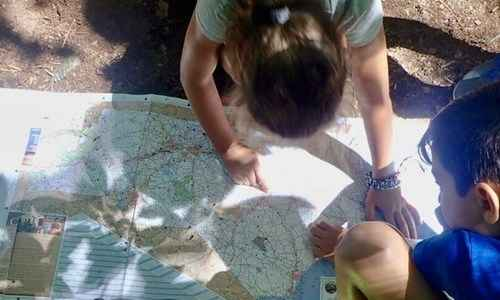 Brumley Bushcraft: Compass and Map