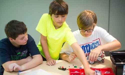 Minecraft Makers (Chapel Hill)