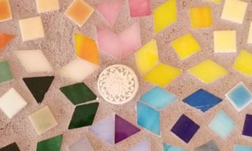 Mosaic Magic - Virtual Camp - Grades 6-8