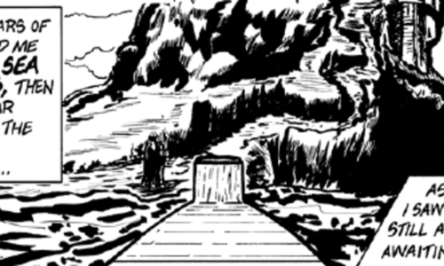 Comic Foundations - Virtual Camp - Grades 9-12