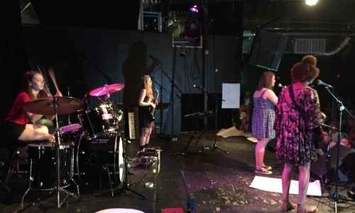 Girls Rock-Camp - Raleigh (ages 7-15)