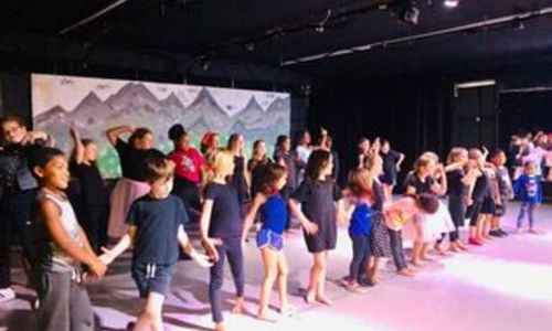 Young Performers Camp - Creating a NEW Expression of Community!