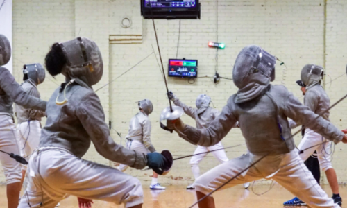 Olympic Fencing Academy Camp