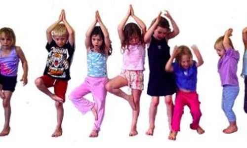 Preschool Storybook Art and Yoga Camp