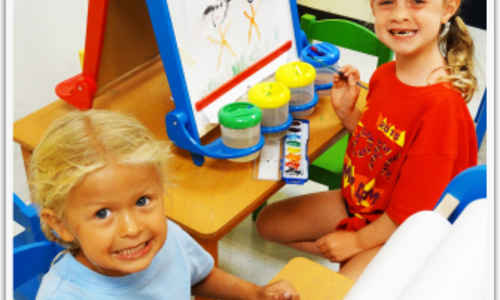 KinderCamp X-treme Science