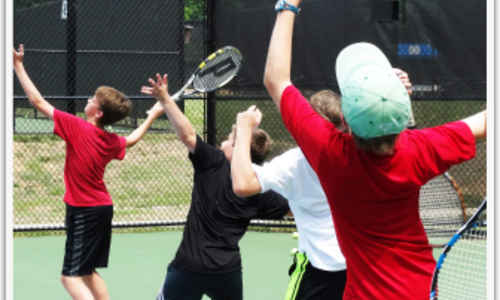 Full Day Tennis Camp
