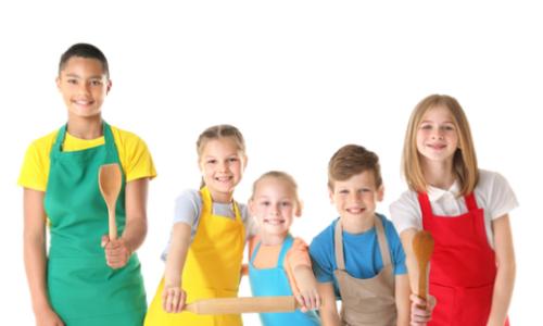 Lil' Chefs CopyKat Favorites - Restaurant Makeovers