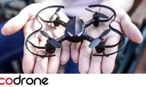 Coding Drones